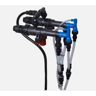 Инжектор удобрений Amiad сдвоенный (4-03)