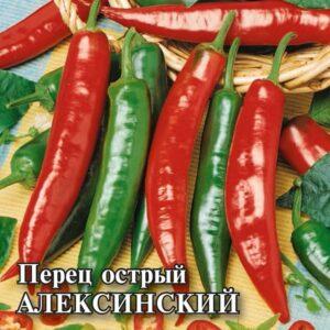 Перец Острый Алексинский