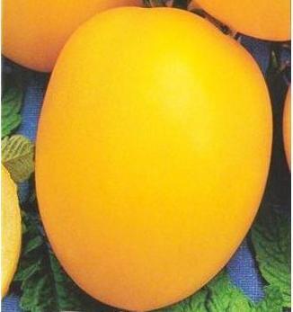 Томат Де барао гигант желтый